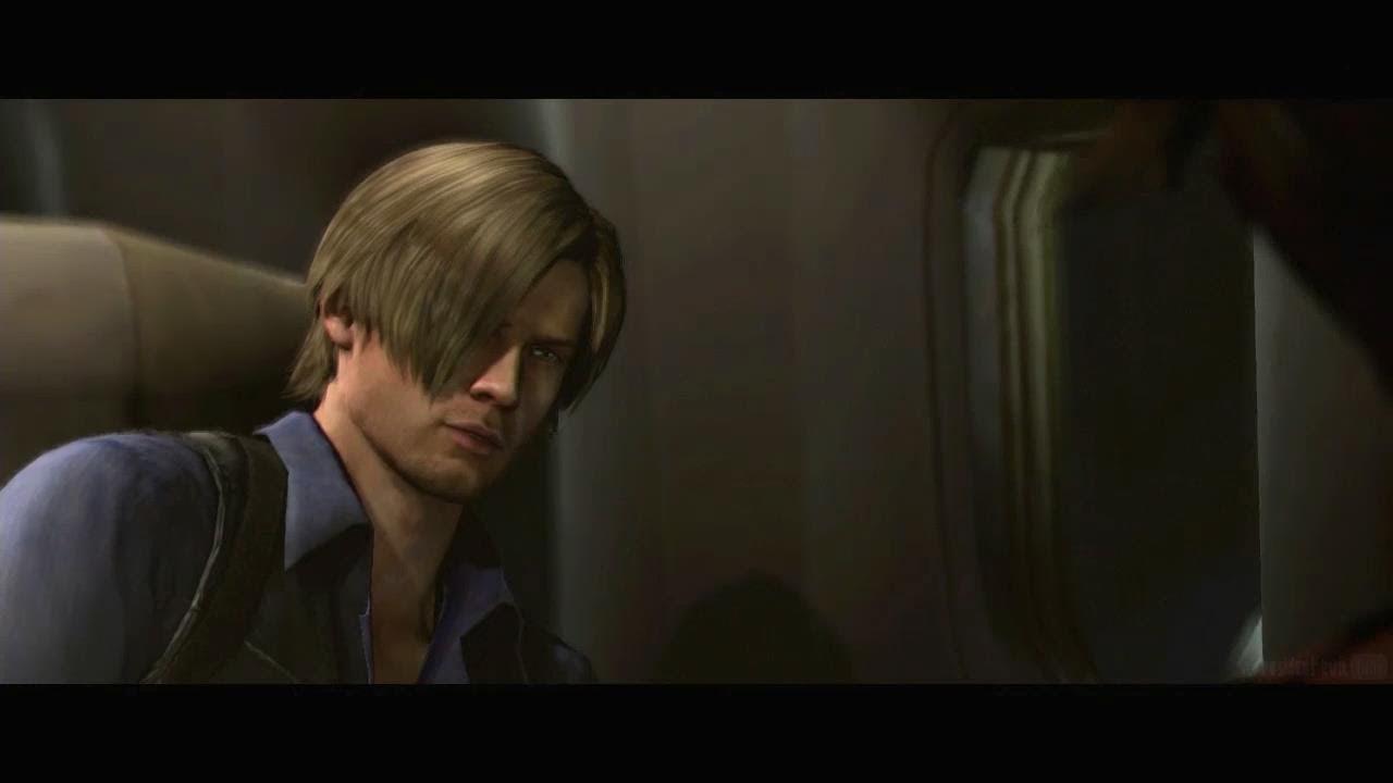 Resident Evil 6 Cutscenes Leon S Kennedy 16
