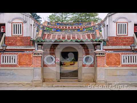 Traditional Chinese House Styles