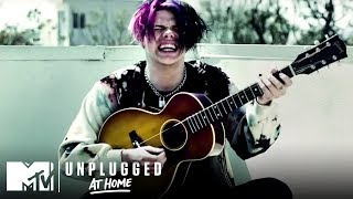 YUNGBLUD Performs 'Loner', 'Casual Sabotage' & More   MTV Unplugged at Home