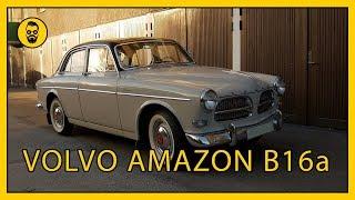 Volvo Amazon b16a tidig 1957 med unika detaljer, Avsnitt 18