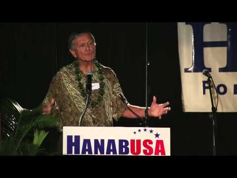 Dr. Michael Chun supports Colleen Hanabusa for U.S. Senate