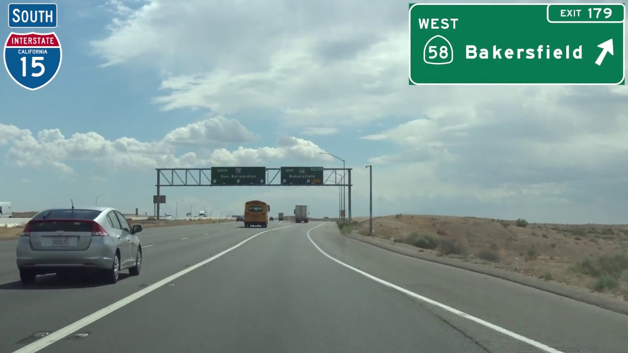 b294358856c SVRoads  CA-58 Hinkley Bypass - YouTube