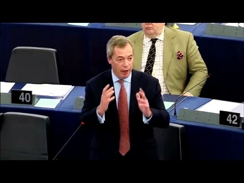 Uninvited EU border guard is another EU power grab - UKIP Leader Nigel Farage