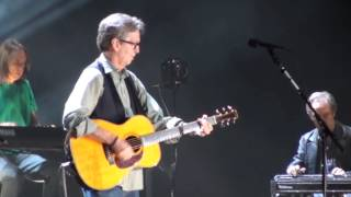 """Eric Clapton """"Hello Old Friend"""" Manchester Arena 14/5/13"""