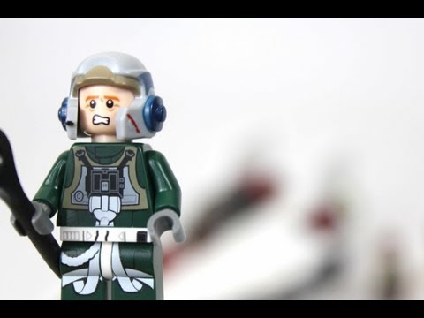 LEGO Star Wars A-Wing Starfighter Review 75003