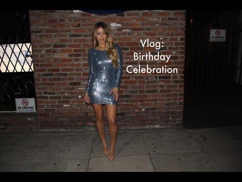 Vlog: My Birthday Celebration