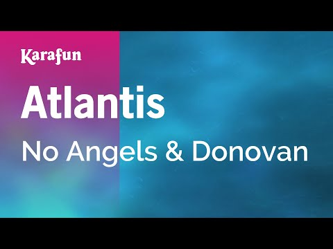 Karaoke Atlantis - No Angels *