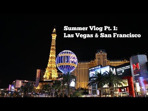 Summer Vacation Vlog Pt. 1: Las Vegas &...