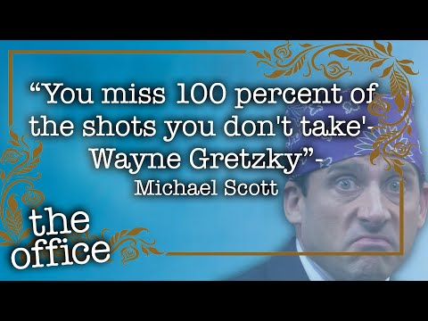 TOP 10 Michael Scott Quotes  - The Office US
