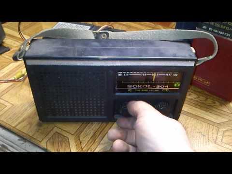 TENTO radio SOKOL 304 1977r