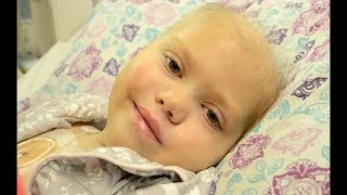 Parents Plan Funeral For 10 Yr Old With Cancer. Then She Opens Eyes And Says 7 Words