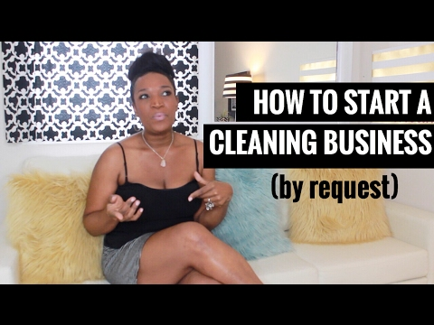How to Start a Cleaning Business and How I Made $1,000+ a Week
