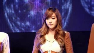 111117 Coway Concert SNSD Dear Mom Jessica