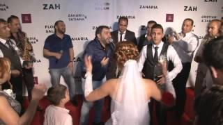 FLORIN SALAM LIVE BAILANDO premiera la gandia la ZAH & TATIANA