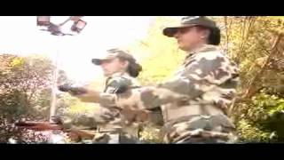 INDIA (CRPF) Central Reserve Police Force - The Largest Paramilitary Force In The World