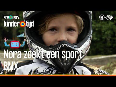 Nora zoekt een Sport - BMX (Kindertijd KRO-NCRV) - Видео онлайн