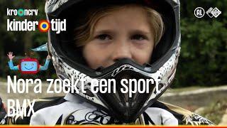 Nora zoekt een Sport - BMX (Kindertijd KRO-NCRV)
