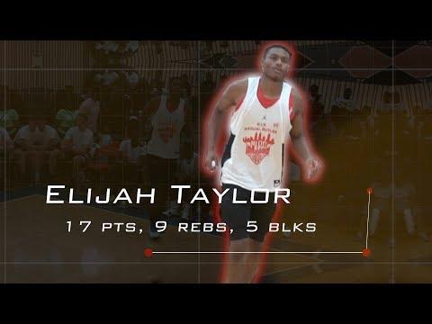 NCAA Basketball Recruiting: Analyzing 2020 F Elijah Taylor's final six teams