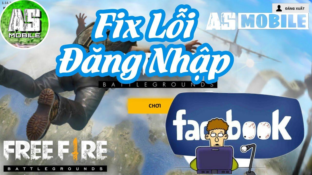 Free Fire Fix Lỗi Đăng Nhập Game