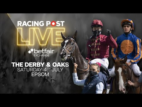 Investec Oaks & Derby Day With Racing Post Live