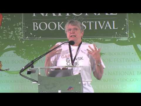 Lois Lowry: 2012 National Book Festival