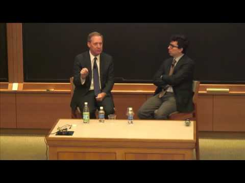 Brad Smith and Jonathan Zittrain on Privacy, Surveillance, a