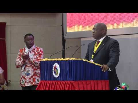 Le Comité Inter Africain chez le Président Teodoro Obiang Nguema Mbasogo F