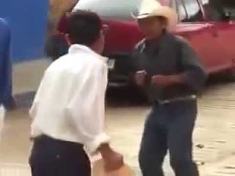 The most violent fight in Mexico between drug cartel members (NSFW)