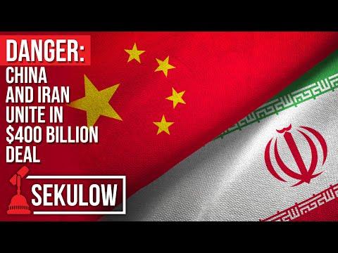DANGER: China and Iran unite in $400 Billion Dollar Deal