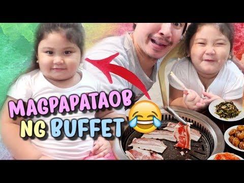 ANG MAGPAPATAOB NG BUFFET! 😂HAHAHA💜 Purpleheiress