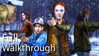 The Walking Dead Season 2 Episode 4 (Remastered Collection) Amid The Ruins 1080p 60FPS