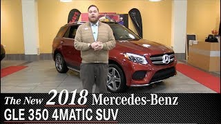 Review: New 2018 Mercedes-Benz GLE 350 SUV - Minneapolis Minnetonka Wayzata, MN | Sears Imports