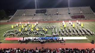 Permian Band at 2018 UIL Regionals