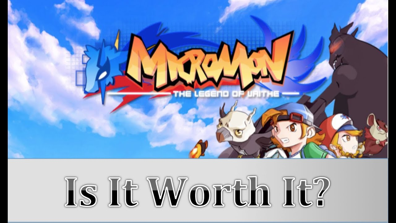 Is It Worth It: Micromon Game Review for Ios