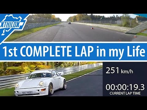 I did my 1st complete Nordschleife Lap - Nürburgring Trackday - Sportauto Runde