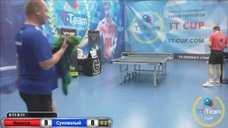 Иванов - Суковатый. 24 января 2017. TT Cup