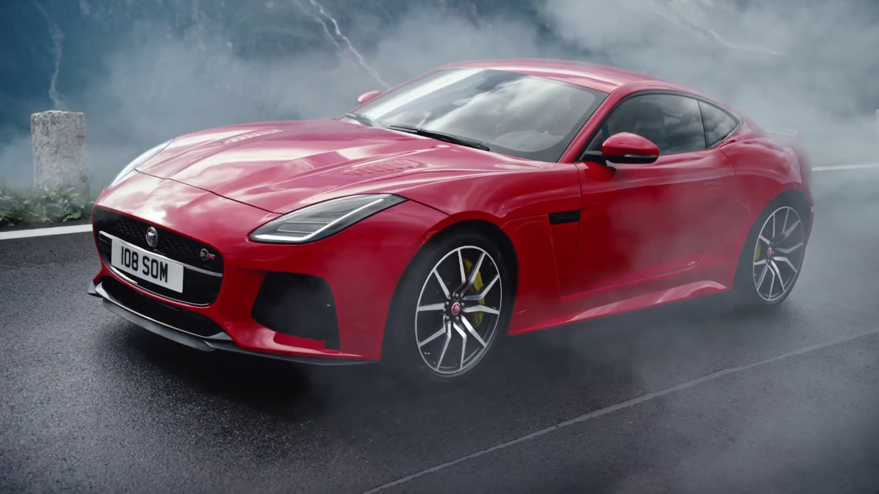 New Jaguar F TYPE | A True Jaguar Sports Car | JaguarUSA   YouTube