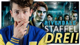 DAS PASSIERT IN RIVERDALE STAFFEL 3! 😳🤯  | DAVID MILAN