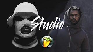 Schoolboy Q - Studio (Oxymoron Instrumental Remake FL Studio)