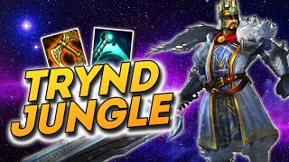 The Best Tryndamere Jungle Guide - Tryn Only to High Elo #3 (League of Legends Patch 9.13)