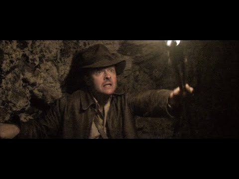INDIANA JONES and the search for the lost idol - Short Film by Fran Casanova