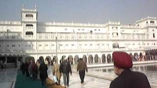 Golden Temple  - Amritsar - India - Spiritual Music