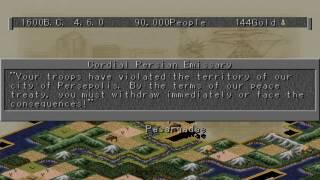 Civilization 2 - PSX - 6000 Years -  Part 1