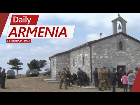 Armenian Church Destroyed in Karabakh by Azerbaijan, BBC Reports