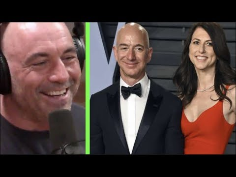 Joe Rogan | Jeff Bezos Ex-Wife to Get 36 Billion!!