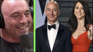 Joe Rogan   Jeff Bezos Ex-Wife to Get 36 Billion!!