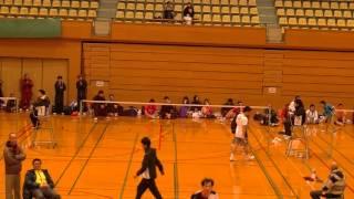 20160116 神奈川リーグ 東芝A vs ISUZU A S1(1)