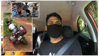എറണാകുളത്തെക്ക് പോയതാ ഇങ്ങനെ ആയി  / Riding to Eranakulam