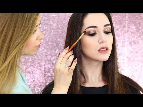 ВЕЧЕРНИЙ МАКИЯЖ I Урок макияжа