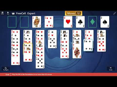 Game #19 | FreeCell Adventure December 6, 2018 Event